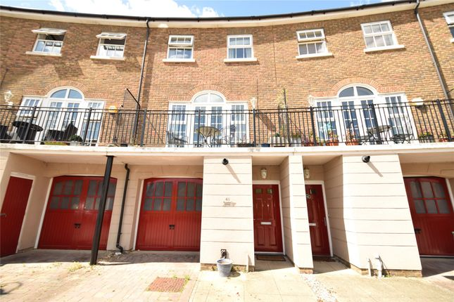 Thumbnail Town house for sale in Palladian Circus, Greenhithe, Kent