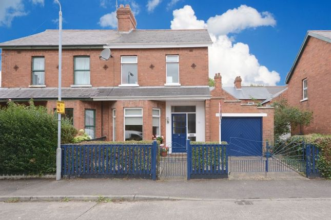 Thumbnail Semi-detached house to rent in Rushfield Avenue, Belfast