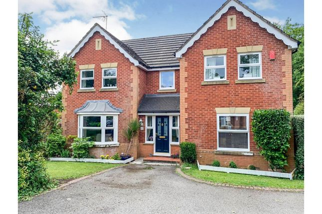 Thumbnail Detached house for sale in The Glen, Langstone