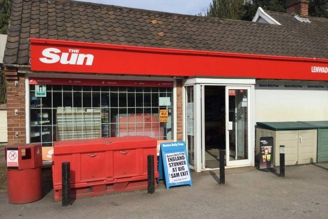 Thumbnail Retail premises to let in 3 Norwich Road, Norwich