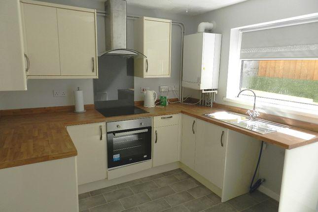 Kitchen of Cross Lake Street, Ferndale Rhondda CF43