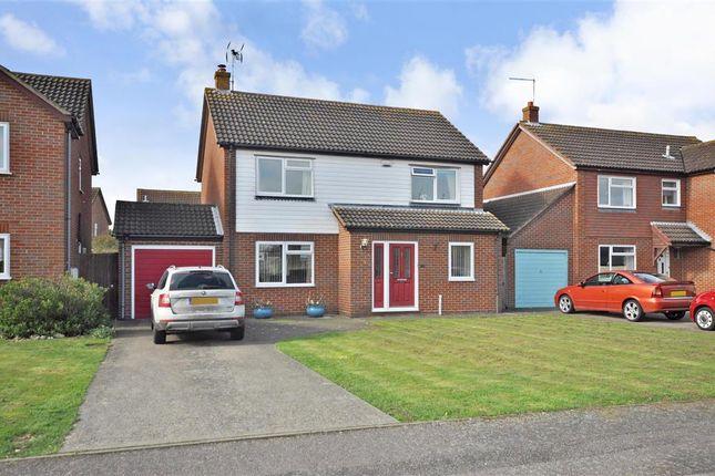 Thumbnail Detached house for sale in Margate Road, Herne Bay, Kent
