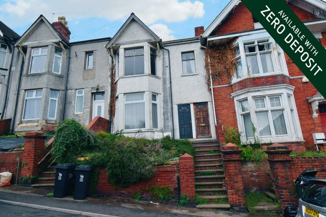 Thumbnail Flat to rent in St. Johns Road, Newport