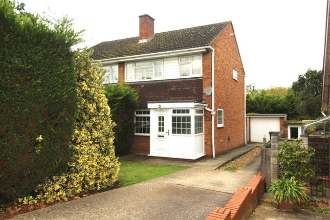Thumbnail Semi-detached house for sale in Mason Way, Waltham Abbey, Essex