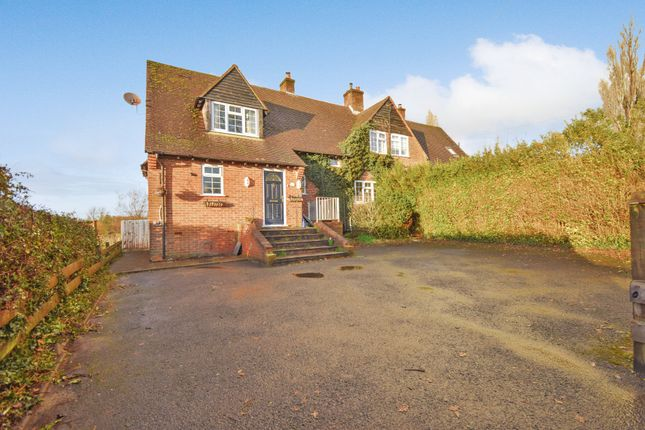 Semi-detached house for sale in Knowle Lane, Horton Heath, Eastleigh