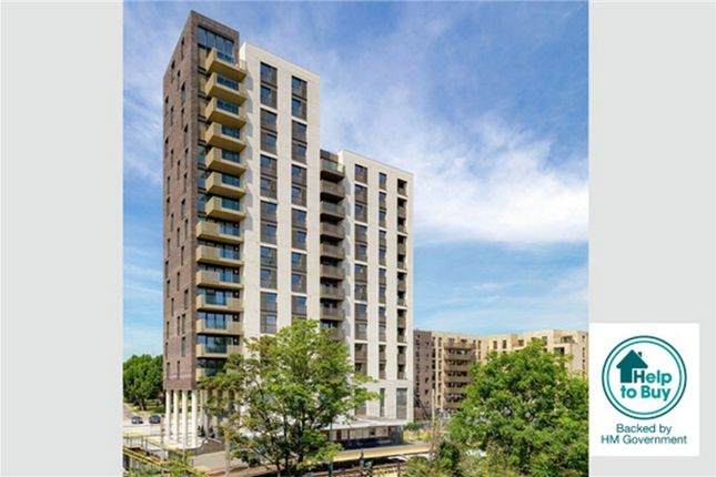 Thumbnail Flat for sale in Elements, Alma Road, Ponders End, London