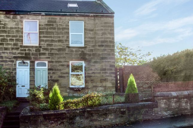 Thumbnail Semi-detached house for sale in Sheepwash Bank, Guidepost, Choppington