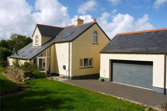 Thumbnail Detached house for sale in Glan Helyg, Long Street, Newport, Pembrokeshire