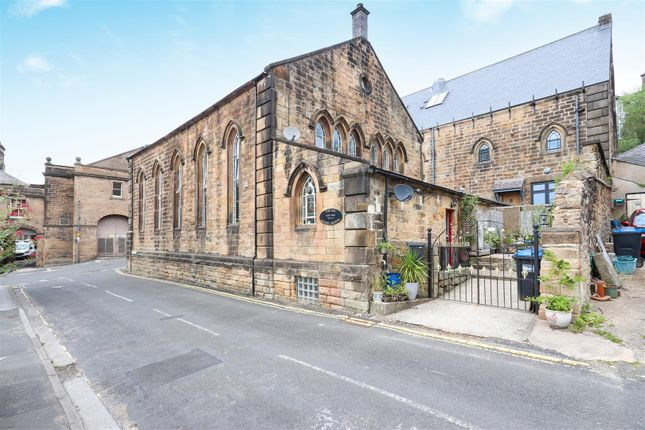 Thumbnail Maisonette for sale in East Wing, The Old Sunday School, New Street, Matlock
