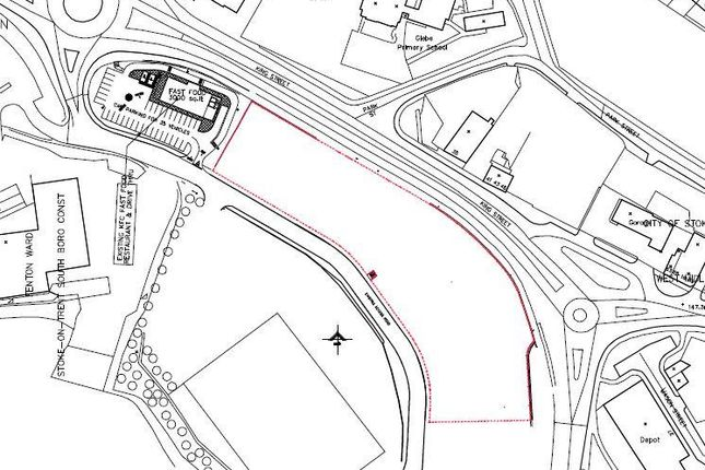 Thumbnail Land to let in Land, Diamond Park, King Street, Fenton, Stoke-On-Trent