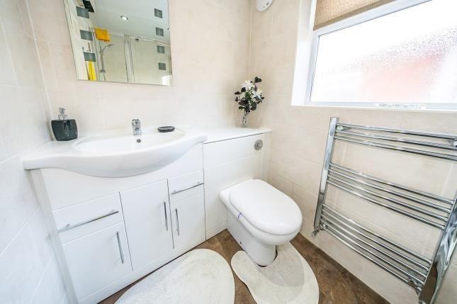 Bathroom of Chedworth Drive, Widnes, Cheshire WA8