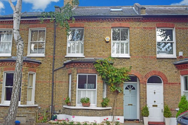 Thumbnail Terraced house for sale in South Western Road, St Margarets, Twickenham