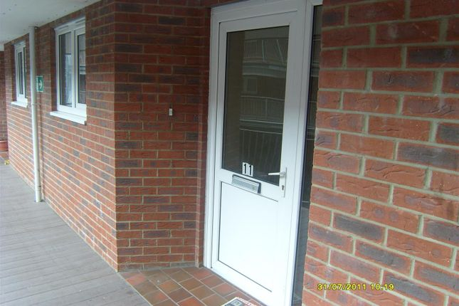 Thumbnail Flat to rent in Nancy Road, Portsmouth