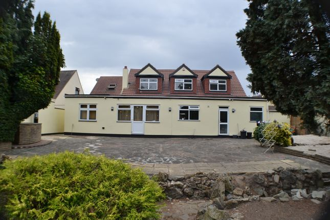 Thumbnail Detached bungalow for sale in Egerton Gardens, Ilford