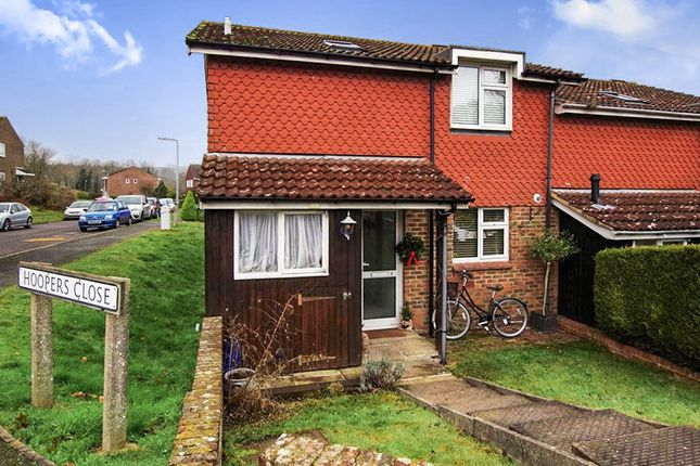 3 bed end terrace house for sale in Hoopers Close, Lewes
