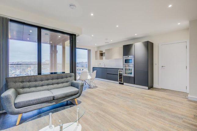 Thumbnail Flat to rent in Pannett House, Watteau Square, Grafton Quarter, Croydon