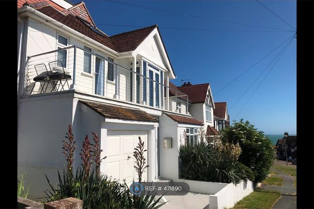 Thumbnail Detached house to rent in Crowborough Road, Brighton