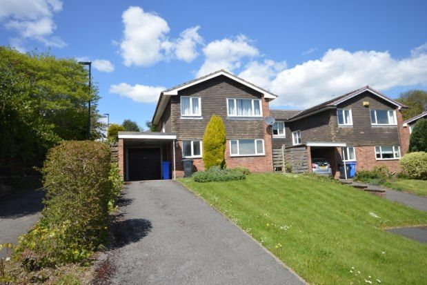 Thumbnail Detached house to rent in Alms Hill Glade, Sheffield