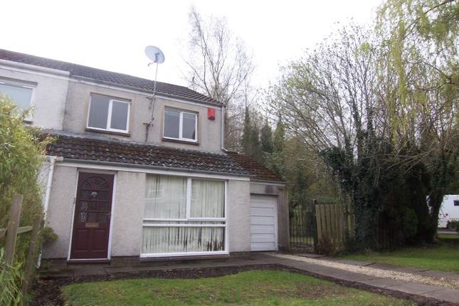 Thumbnail 3 bed semi-detached house to rent in Stevenson Place, Lasswade