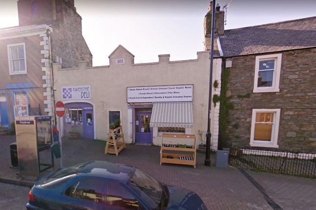 Restaurant/cafe for sale in George Street, Whithorn