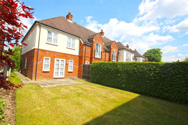 Thumbnail End terrace house for sale in Pyrford, Woking, Surrey