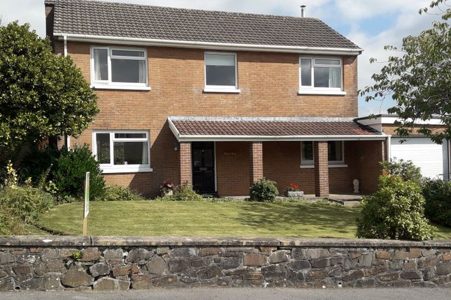 Thumbnail Detached house for sale in Tanerdy, Carmarthen