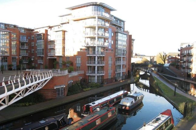 Thumbnail Flat for sale in King Edwards Wharf, Sheepcote Street, 1 Bedroom Apartment