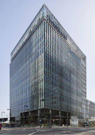 Thumbnail Office to let in 20 Churchill Place, London