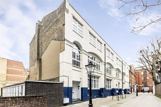 Thumbnail Flat for sale in Boswell Court, London