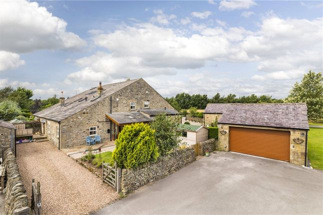 Thumbnail Semi-detached house for sale in Gallaber Farm, Hellifield, Skipton, North Yorkshire
