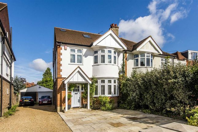 Thumbnail Semi-detached house for sale in Spencer Road, Twickenham