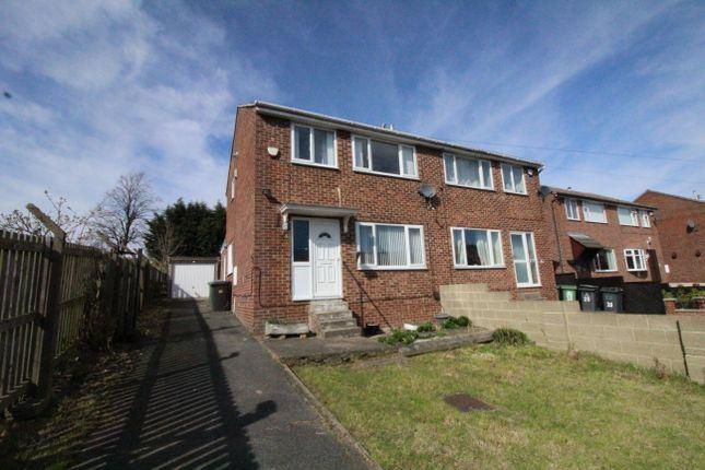 Thumbnail Semi-detached house for sale in Field Close, Heckmondwike