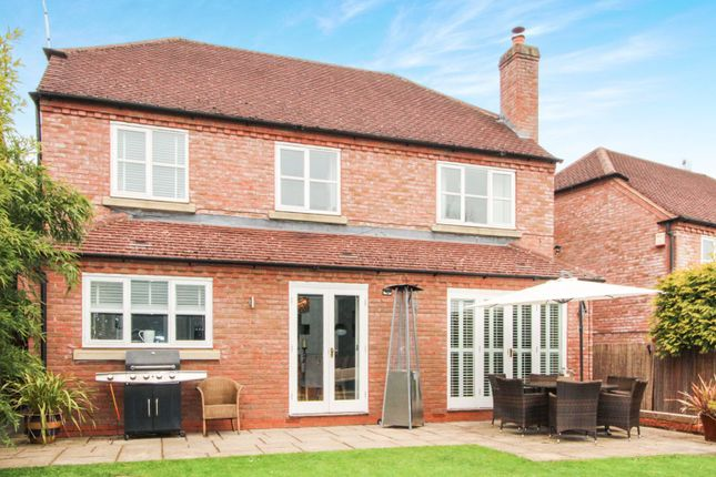 Thumbnail Detached house for sale in Hilda Peers Way, Bewdley