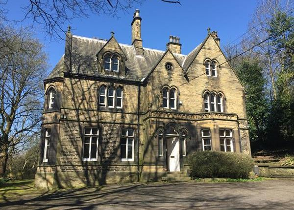 Office to let in The Old Vicarage, All Souls Road, Halifax, West Yorkshire