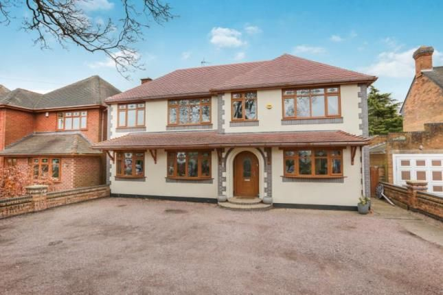 Thumbnail Detached house for sale in Broad Lane, Essington, Wolverhampton, Staffordshire