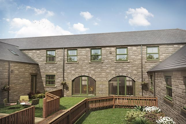 "Thumbnail Terraced house for sale in ""Plot 8"" at Newfield Terrace, Newfield, Chester Le Street"