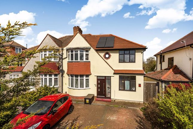 5 bed semi-detached house for sale in Sidcup Road, London SE9