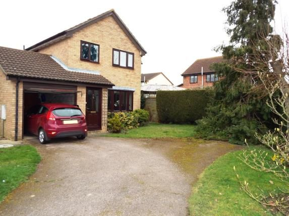 Thumbnail Detached house for sale in Great Cornard, Sudbury, Suffolk