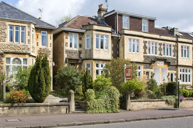 Thumbnail End terrace house for sale in Crescent Gardens, Bath