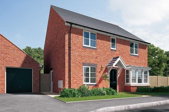 "Thumbnail Detached house for sale in ""The Pembroke"" at Norton Road, Thurston, Bury St. Edmunds"