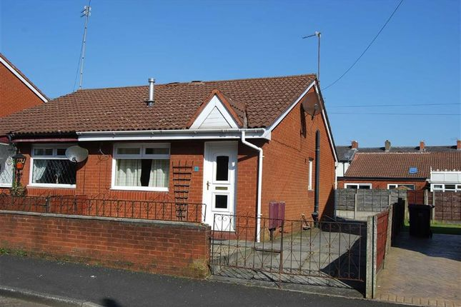 Thumbnail Semi-detached bungalow to rent in Topping Street, Bury, Greater Manchester