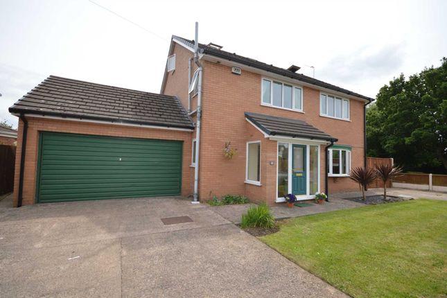Thumbnail Detached house for sale in Links Avenue, Little Sutton, Ellesmere Port
