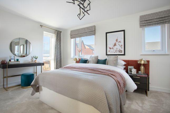 2 bed flat for sale in Keightley Gate, Milton Keynes MK17