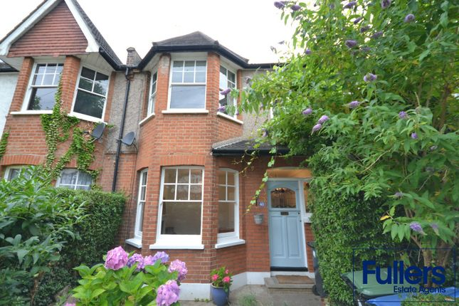 Thumbnail Terraced house to rent in Bagshot Road, Enfield