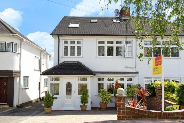 Thumbnail Semi-detached house for sale in Whitegate Gardens, Harrow Weald