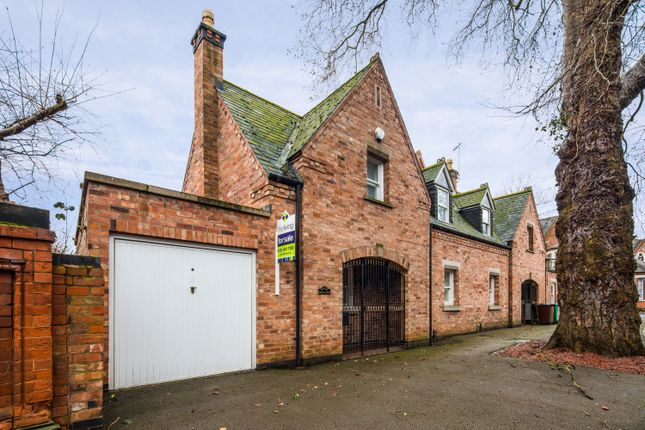 Thumbnail Mews house for sale in Cavendish Road East, The Park, Nottingham