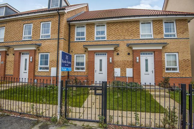 Thumbnail Terraced house to rent in Richmond Lane, Kingswood, Hull