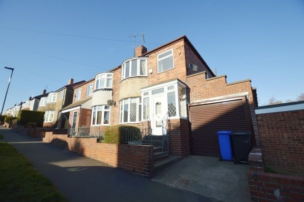Thumbnail Semi-detached house to rent in Hollybank Avenue, Intake, Sheffield