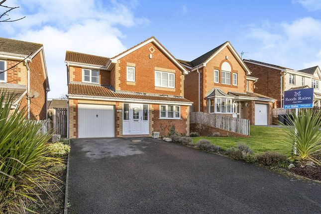 Thumbnail Detached house for sale in The Elms, Shotley Bridge, Consett