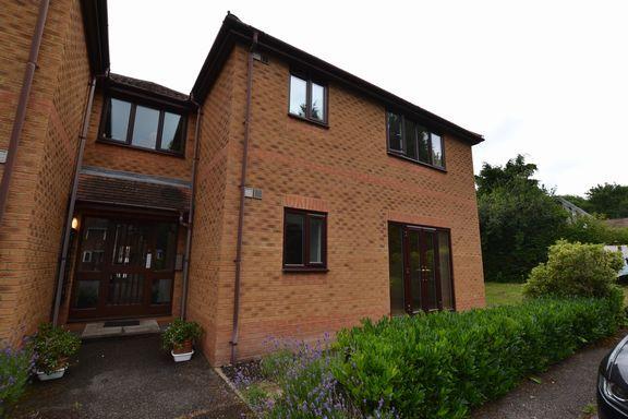 1 bed flat to rent in Rorkes Drift, Mytchett, Camberley GU16